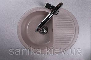Мойка кухонная Fancy Marble Yuta 620