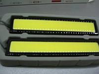 Дневные ходовые огни  DRL - 132 черный без контроллера