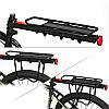Багажник велосипедный консольный алюминиевый, фото 2