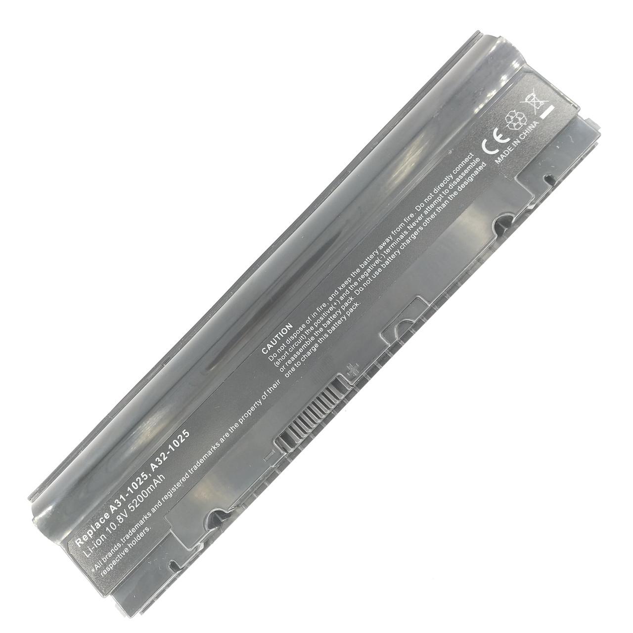 Батарея (аккумулятор) ASUS Eee PC 1025 (10.8V 5200mAh)