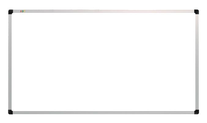 Маркерная доска 50х35 см. в алюминиевой раме S-line. A44