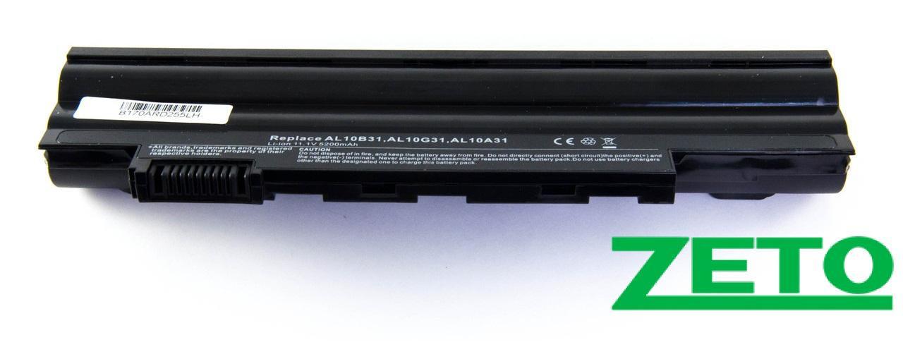 Батарея (аккумулятор) Acer Aspire One D260, D270 (11.1V 5200mAh)