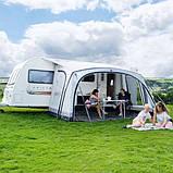 Автомобильная палатка Vango Rapide II 400 Grey Violet, фото 4