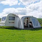 Автомобильная палатка Vango Rapide II 400 Grey Violet, фото 5