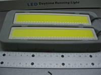 Фары дневного света  DRL - 132 белый с реле выключения, фото 1