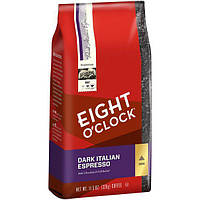 "Зерновой кофе Eight O""clock Coffee Italian dark espresso"