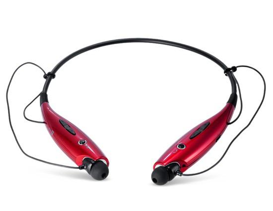 Bluetooth Наушники HBS-730 Стерео-гарнитура Red