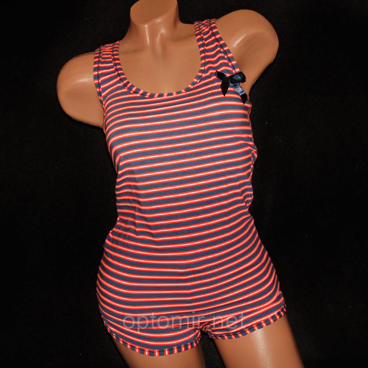 Комплект жіночий майка і шорти Secret Pink 4130-1