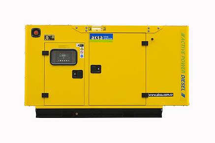 Дизель генератор Aksa APD 33 A (26,4 кВт), фото 2