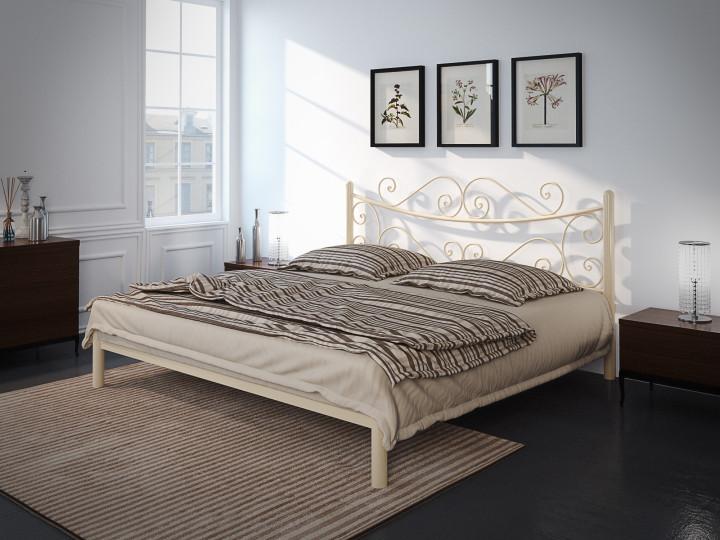 Кровать Азалия Бежевая 120*190 (Tenero TM)