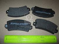 Колодки тормозные RENAULT ESPACE задние (Intelli). D226E