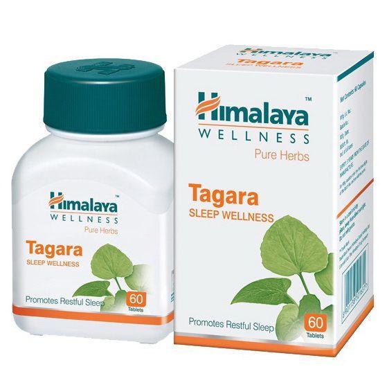 Тагара, Tagara (60cap) при истерии, ипохондрии, нервном расстройстве, бессоннице, стрессе