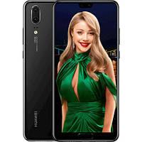 """Смартфон Huawei P20 4/128GB Black 20+12/24Мп, 5.8"""" IPS, 2sim, 3400 мА*ч, Kirin 960, 8 ядер, 4G (LTE), фото 1"""
