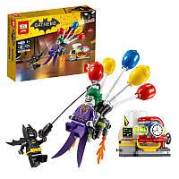 Конструктор Lepin 07048 «Побег Джокера на воздушном шаре»