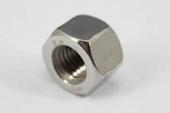 Гайка колпачковая М30 DIN 917 (ГОСТ 11860-85) низкая глухая из нержавейки, фото 2