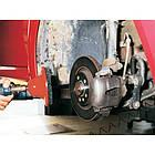 """Набор для зачистки колесных ступиц Тип А с приводом 1/2"""" Wurth, фото 2"""