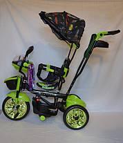 Детский трехколесный велосипед, фото 3