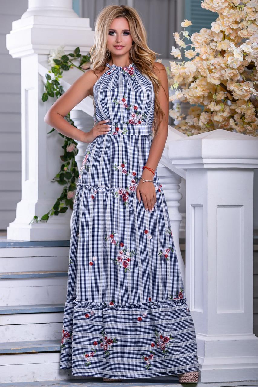 748dff8f66b Женское платье в пол