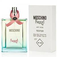 Духи женские Moschino Funny 100 ml | Москино Фанни парфюмерия TESTER