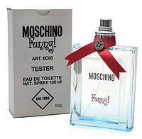 Moschino Funny 100 ml ЛЮКС TESTER