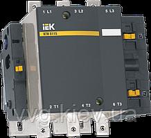 Контактор КТИ-5150 150А 400В/АС3 IEK