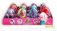 Яйцо Monster Hight кукла с драже 12 шт (Prestige)