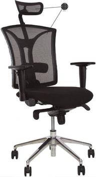 Кресло PILOT R HR net PX TS AL32, фото 2