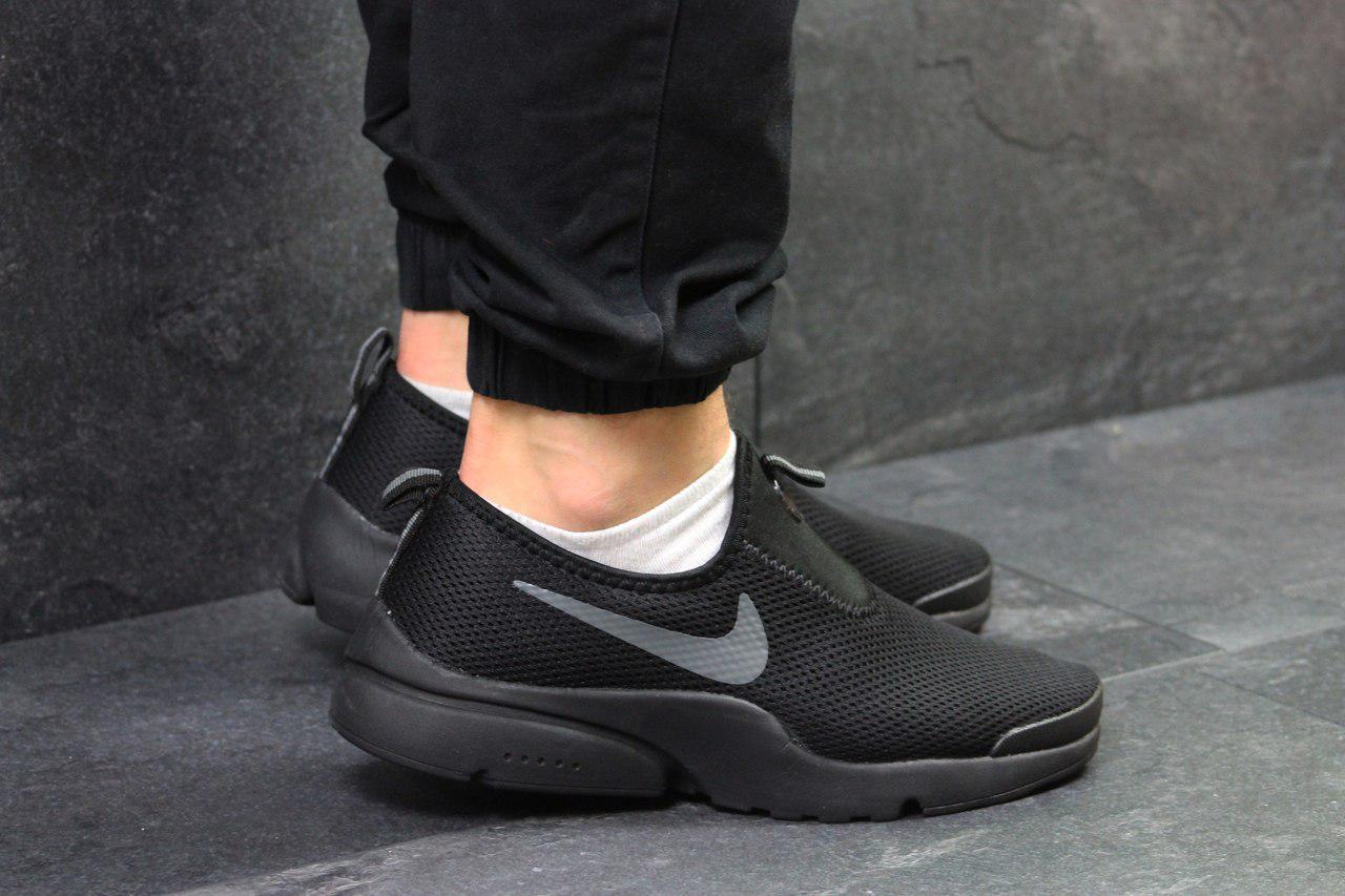 c2e63b7b Кроссовки в стиле Nike Air Presto (черные) кроссовки найк nike 5342, ...