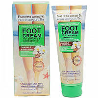 Крем для ног Fruit of the Wokali Foot Cream Сhamomile (Зеленый)