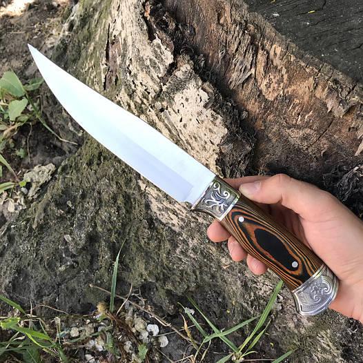 Нож охотничий Егерь 8Cr13MoV Steel (Китай)