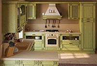 "Кухня ""Флореале-Верде"" из массива , фото 1"