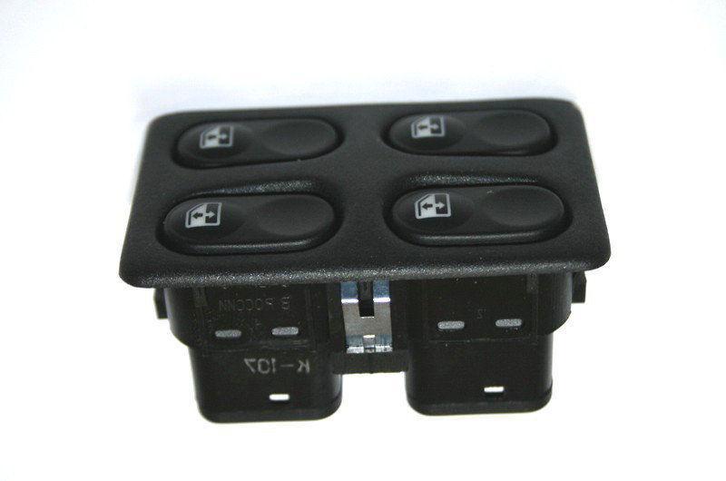 Блок управления электро стеклоподъемниками 2110, 2111, 2112 4 клавишы