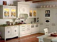 """Кухня """"Флореале-Креона"""" из из массива , фото 1"""