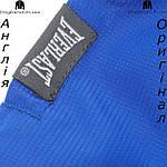 Шорты бриджи мужские Everlast синие для тренеровок , фото 9
