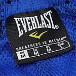 Шорты бриджи мужские Everlast синие для тренеровок , фото 7