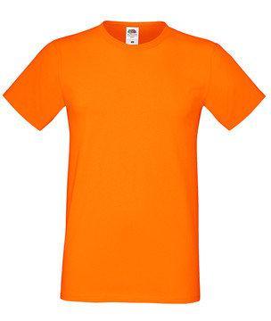 Мужская футболка приталенная 412-44-k173 fruit of the loom