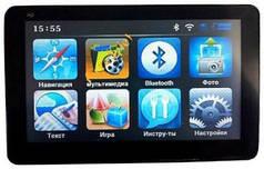 "GPS навигатор Pioneer ""5"" (MTK 468MГЦ,128mb RAM; 4Gb IN)"