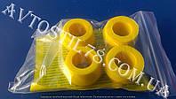 Втулка амортизатора заднего 2101, 2102, 2103, 2104, 2105, 2106, 2107, 2121 полиуретан комплект 4 шт, фото 1