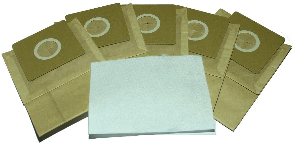 Универсальные одноразовые мешки для пылесосов