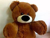 "Маленький ведмедик сидячий ""Бублик"" 45 див.(коричневий), фото 1"