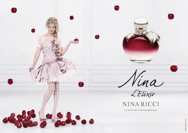 Новый аромат от Nina Ricci Nina L'elixir
