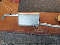 Глушитель Нубира 1,6 седан 1997-1999 г. в. Киев-Текс, фото 1