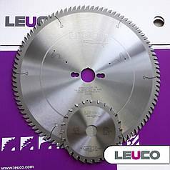 Комплект дискових пил Leuco для форматно-розкрійних верстатів (ДСП, МДФ)