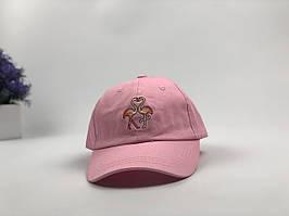 Кепка бейсболка Flamingo (розовая)