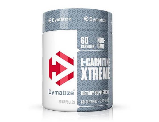 L-Carnitine Xtreme, 60 капс, фото 2