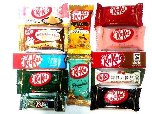 Эксклюзив Kit Kat Set