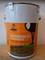 Олія для зовн. робіт LOBA Deck&Teak Oil 2.5л
