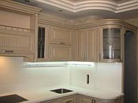 Кухня Доломита из массива, фото 1