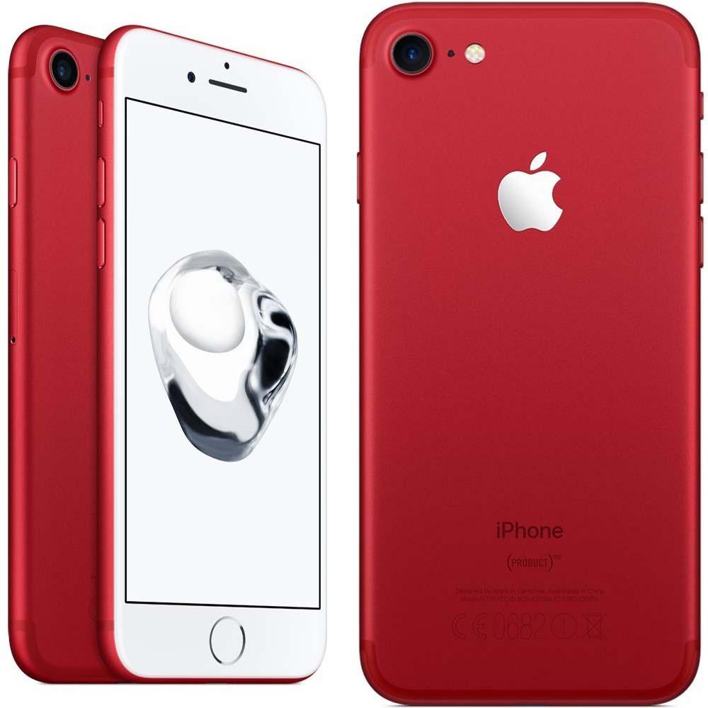 Apple iPhone 7 256 Gb Red