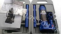 Домкрат гидравлический бутылка 2 т в чемодане Vitol, фото 1